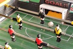 målfotbollseger Arkivbild