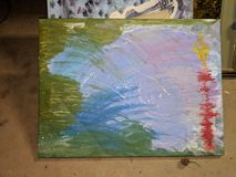 målning arkivbilder