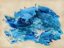 Målning för abstrakt konst för bakgrund, textur royaltyfria foton
