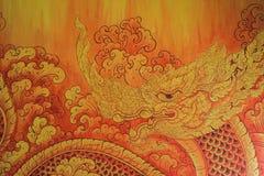 Målningar av djur Himmaphan Royaltyfria Foton