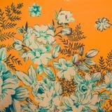 Målningar för blommaträdgård. Arkivbilder