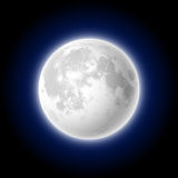 Måne Arkivfoton
