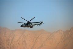 mång- avsikt nh90 för helikopter Royaltyfria Foton