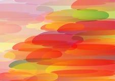 Mång- färgabstrakt begreppbakgrund Royaltyfri Foto