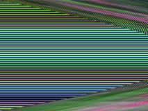 Mång- färgabstrakt begreppbakgrund Royaltyfri Fotografi