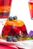 mång- fruktgelé Arkivfoton