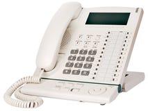 mång- kontorstelefon för knapp Royaltyfri Fotografi