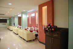 mång- restaurang för kokkonst Royaltyfria Bilder