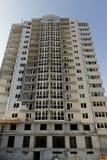 mång- storey för byggnadskonstruktion under Arkivfoton
