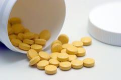 mång- vitaminer arkivfoto