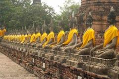 Många bild buddha Royaltyfri Foto