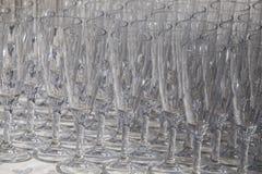 Många exponeringsglas av exponeringsglas Royaltyfri Foto