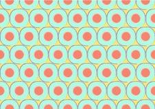 många illustration för applikationbakgrundscirkel praktisk vektor Royaltyfri Foto