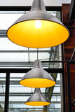 Många lampor Royaltyfri Foto
