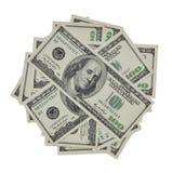 många pengar Royaltyfri Foto