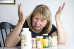 många pills för Arkivbilder