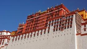 många rows slottpotalaen raka fönster Fotografering för Bildbyråer