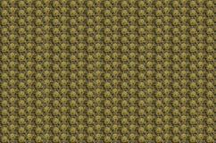 Många skinande guld- Bitcoin mynt för bakgrund eller textur royaltyfri bild