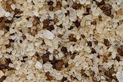 Många små saltar Arkivfoton