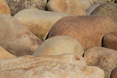 många stenar Royaltyfri Fotografi