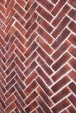 många tegelstentegelstenar gammal texturvägg Fotografering för Bildbyråer