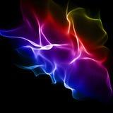 mångfärgad abstrakt bakgrund Royaltyfri Foto