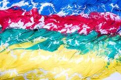 Mångfärgad abstrakt textur med fläckar, utrymme för text eller bild Royaltyfri Foto