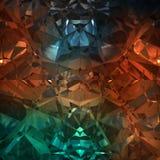 Mångfärgad bakgrund av smyckengemstonen Arkivfoton