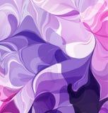 Mångfärgad bakgrundsvattenfärgmålning Royaltyfri Fotografi