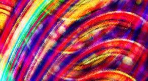 Mångfärgad formbakgrund Defocused bakgrund för lutning gammal texturvägg för tegelsten Arkivfoton
