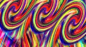 Mångfärgad formbakgrund Defocused bakgrund för lutning gammal texturvägg för tegelsten Royaltyfri Foto