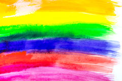 Mångfärgad målarfärgdesign för abstrakt texturbakgrund Royaltyfri Bild