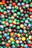 mångfärgad paintball för bollkula Royaltyfri Foto