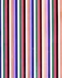 Mångfärgad randig modellbakgrund Arkivbilder