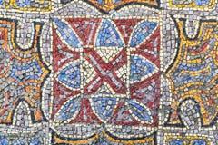 mångfärgad tegelplatta för mosaik Royaltyfri Bild