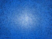 Mångfärgat litet belägger med tegel abstrakt begrepp mönstrar Arkivfoto