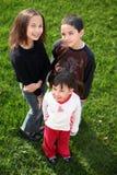 mångfaldperson som tillhör en etnisk minoritet Royaltyfria Bilder