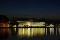 Mærsk Gebäude, Kopenhagen Lizenzfreie Stockbilder