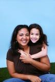 Mère avec l'enfant images stock