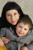 Mère avec son enfant photographie stock libre de droits