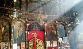 Mère d'église de Dieu dans Tetovo, Macédoine Photos libres de droits