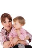 mère d'enfant Photographie stock libre de droits