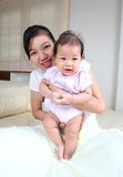Mère et chéri 5 Photographie stock libre de droits