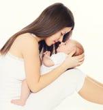 Mère et chéri ensemble Photos stock