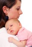 Mère et descendant. Photographie stock libre de droits