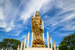 Mère Kuan Kwan Im Buddha Photo libre de droits