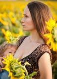 Mère nature Photo libre de droits