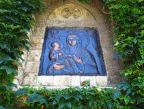 Mère sainte de Dieu Photo libre de droits