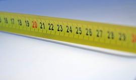 Mètre Photographie stock
