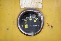 Mètre d'essence photos libres de droits